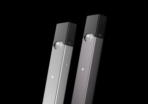 JUUL cigarette-like device